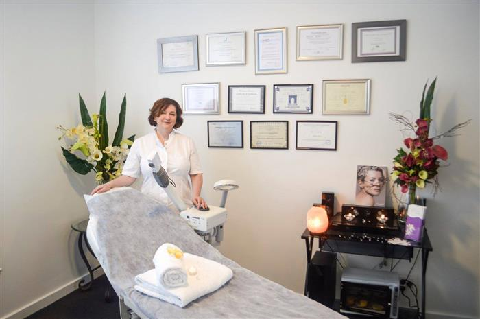Alla Falko and Her Beauty Salon in Adelaide